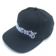 The Hundreds 'Monkeyface' Snap back Cap -Black-