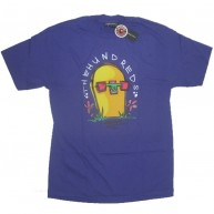 The Hundreds 'Plot' T-Shirt -Purple-