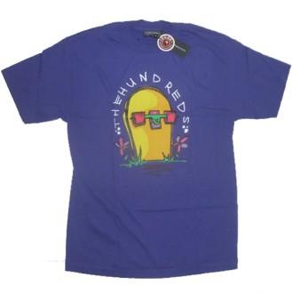 The Hundreds 'Plot' T-Shirt -Purple-