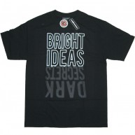 The Hundreds Secrets' T-shirt -Black-