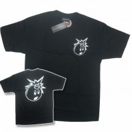 The Hundreds 'Simple Adam' T-Shirt -Black-