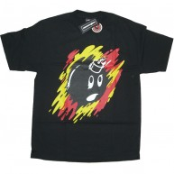 The Hundreds 'Smear' T-shirt -Black-