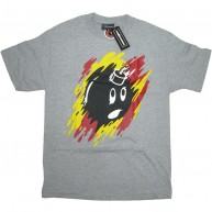 The Hundreds 'Smear' T-shirt -Grey-