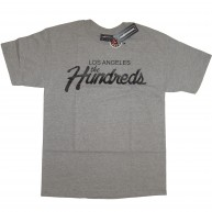 The Hundreds 'Team 12' T-Shirt -Grey-