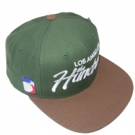 The Hundreds Team 12' Snapback Cap -Green-