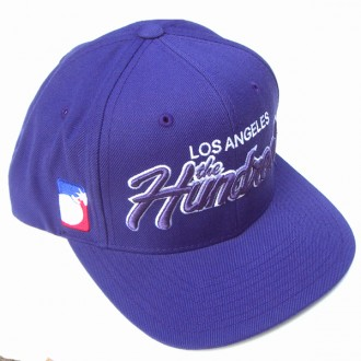The Hundreds 'Team 2' Snap back Cap -Purple-