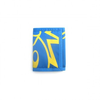 The Hundreds 'Adam Tri Fold aw10' Wallet -Blue-