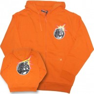 The Hundreds 'Weather' Hoodie -Orange-