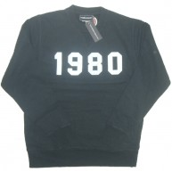 The Hundreds 'Yesterday' Sweat Shirt -Black-