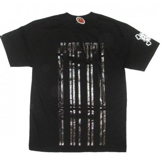 In4mation 'Dunilly' Tee  -Black-