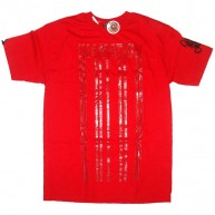 In4mation 'Dunilly' Tee  -Red-