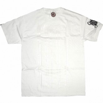 In4mation 'Dunilly' Tee  -White-