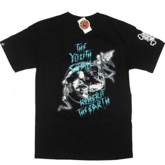 In4mation 'Angel Of Death' Tee  -Black-