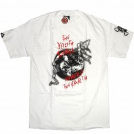 In4mation 'Angel Of Death' Tee  -White-