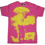In4mation 'Oh Shit' Tee  -Pink-