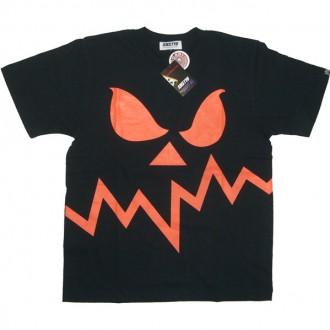 Kiks TYO 'Halloween' T Shirt  -Black-