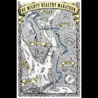 Mighty Healthy 'Marathon'   -Black-