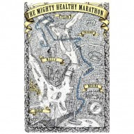 Mighty Healthy 'Marathon'   -White-