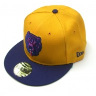 Mishka 'Death Adder' New Era Cap-Yellow-