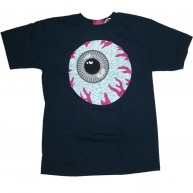 Mishka 'Damaged Watch' T-Shirt -Navy-