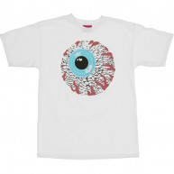 Mishka 'Damaged Watch' T-Shirt -White-