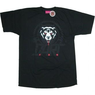 Mishka 'D.A.R.T. Big Logo' T-Shirt -Black-