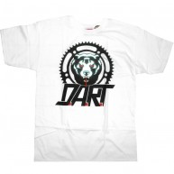 Mishka 'D.A.R.T. Big Logo' T-Shirt -White-