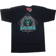 Mishka 'DA Worldwide' T-Shirt -Navy-