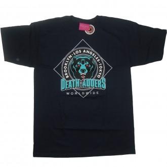 Mishka 'DA Worldwide' T-Shirt -Navy-