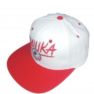 Mishka 'Fanatic' Snapback -White-