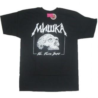 Mishka 'For Fucks Sake' T-Shirt-Black-