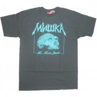 Mishka 'For Fucks Sake' T-Shirt-Charcoal-