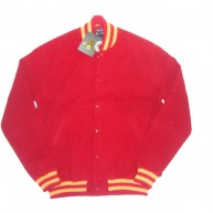 Mishka 'Gazin Bomber' Jacket-Brick-