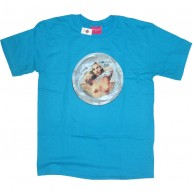 Mishka 'Hair Pie' Tee-Blue-