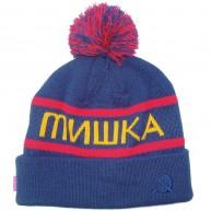 Mishka 'Heatseeker' Beanie -Blu/Red-