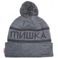 Mishka 'Heatseeker' Beanie -Grey-