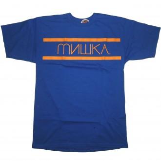 Mishka 'Heatseeker' T-Shirt -Blue-
