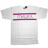 Mishka 'Heatseeker' T-Shirt -White-