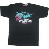 Mishka 'Hell Rides In' T-Shirt-Black-