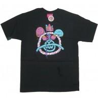 Mishka 'Intestine MOP' T-Shirt-Black-