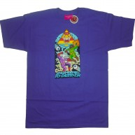 Mishka 'Kill Screen' T-Shirt -Purple-