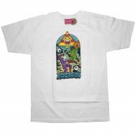 Mishka 'Kill Screen' T-Shirt -White-