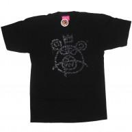 Mishka 'Leopard MOP' T-Shirt -Black-