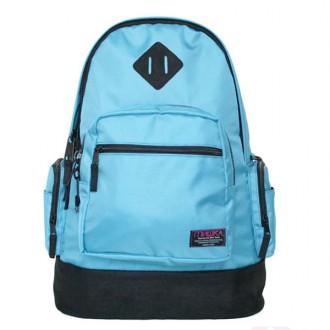 Mishka 'Mckinley' Backpack -Blue-