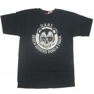Mishka 'Mishkateers' T-Shirt-Black-