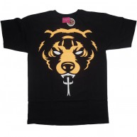 Mishka 'Oversized DA 12' T-Shirt -Black-