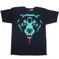 Mishka 'Oversized DA 12' T-Shirt -Navy-