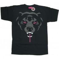 Mishka 'Oversize Death Adder F11' T-Shirt -Black-