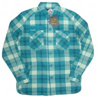 Mishka 'Satanic Majesties' Outer Shirt-Blue-