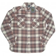 Mishka 'Satanic Majesties' Outer Shirt-Brown-